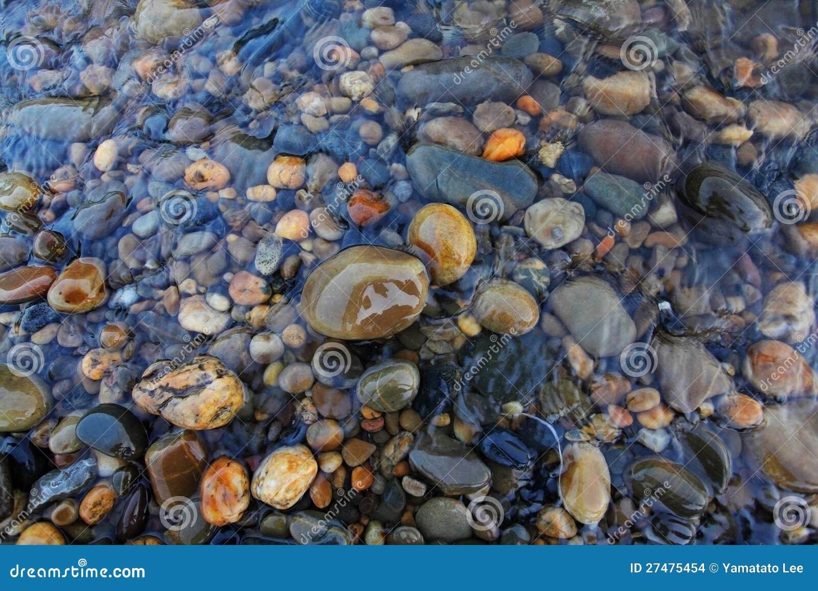 Rocce del fiume
