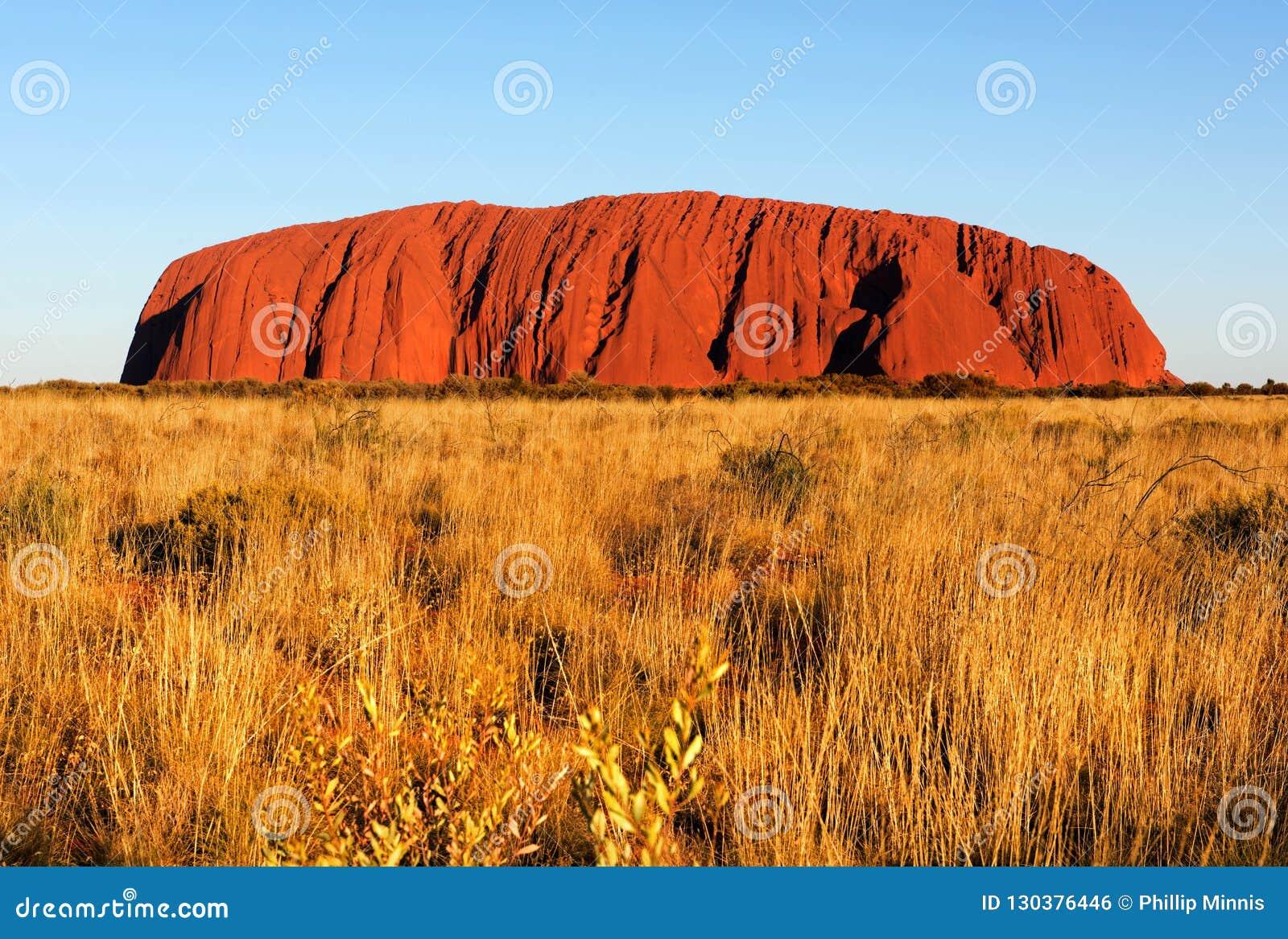 Roccia di Uluru Ayers, Territorio del Nord, Australia