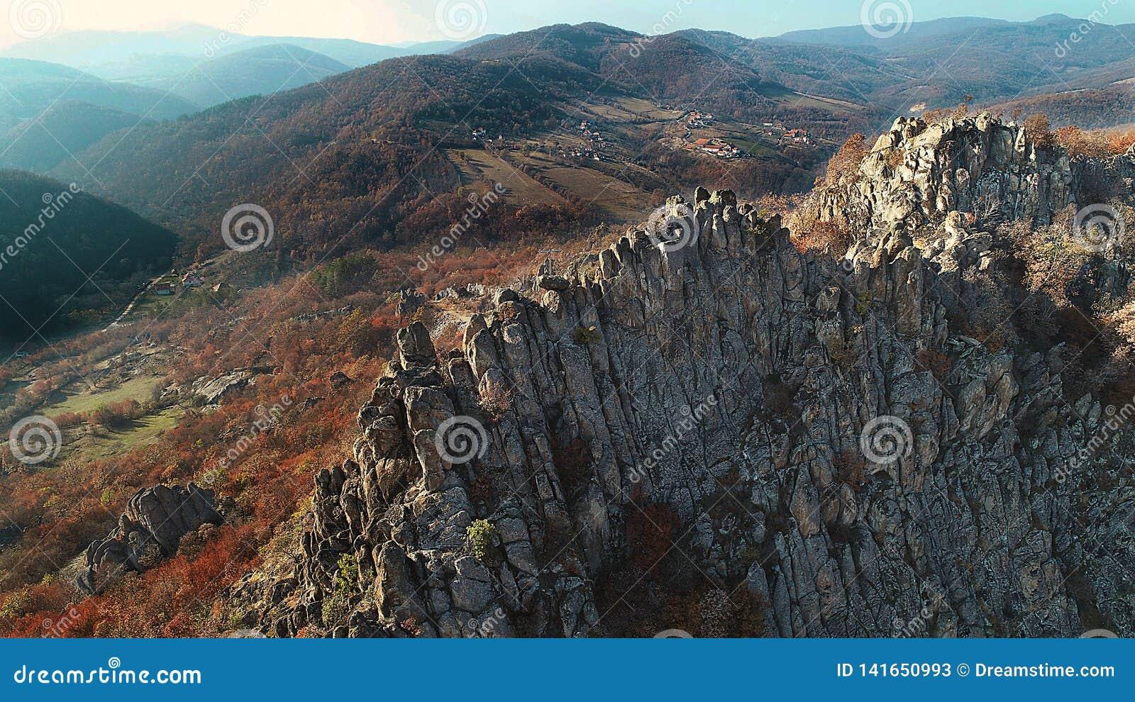 Rochas de Borac