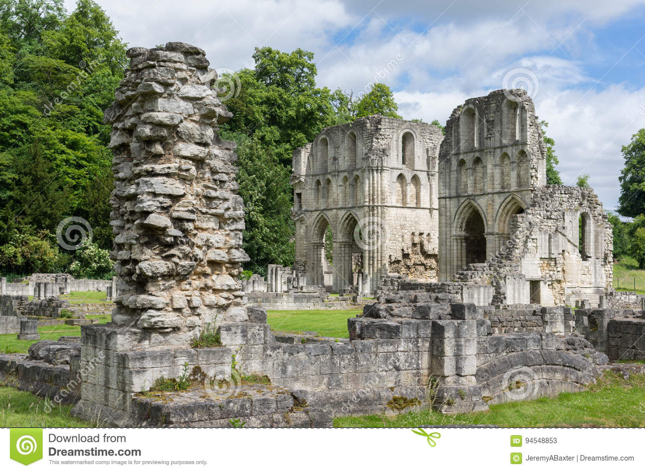Roche Abbey, Maltby, Rotherham, England