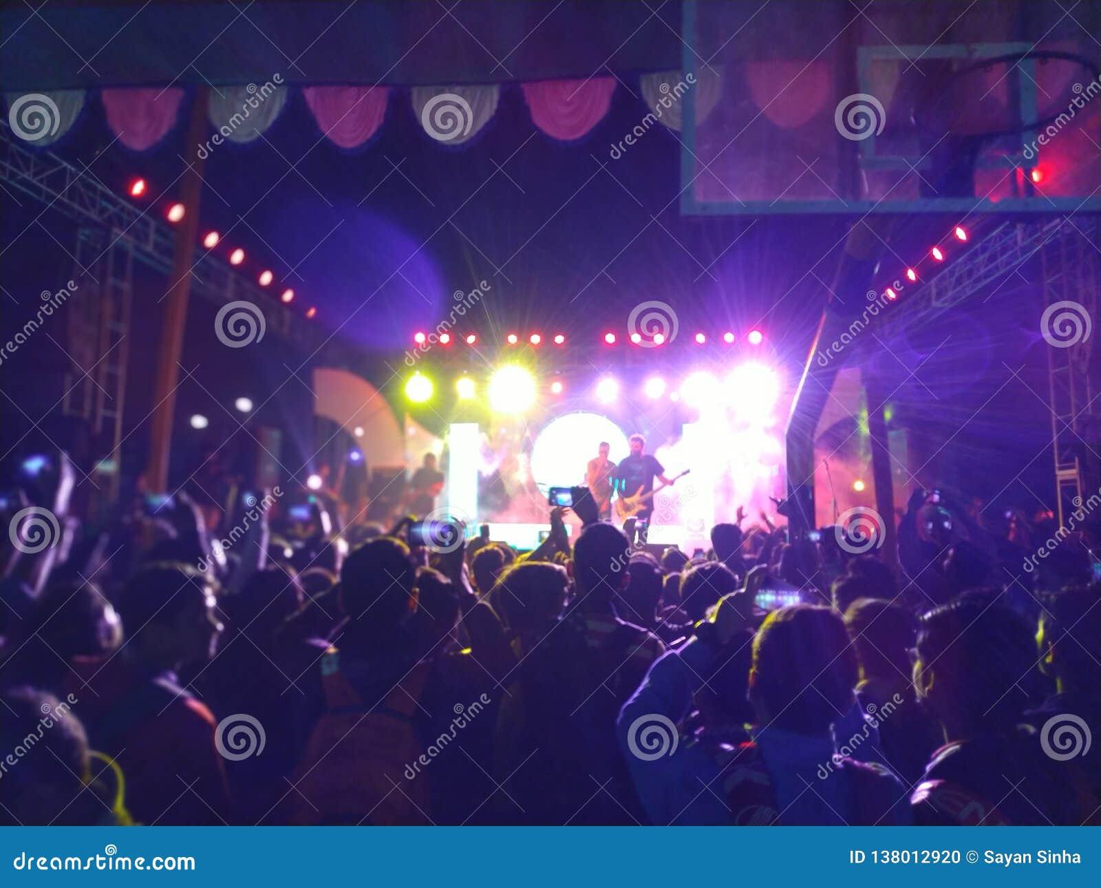 Rock Band y las fans