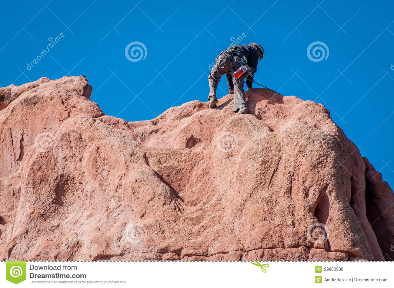 Rock Climbing Editorial Image Image 29802300