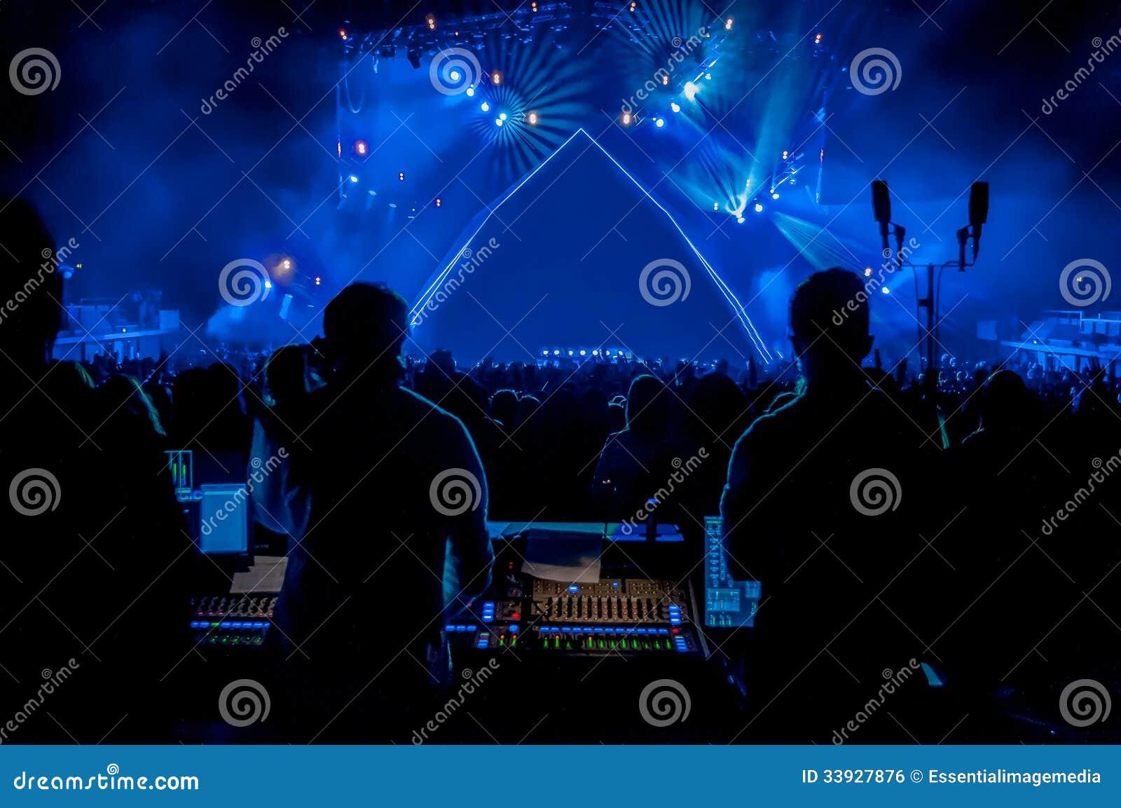 Empty outdoor concert stage - Empty Outdoor Rock Stage Rock Concert With Empty Stageempty Outdoor Concert Stage
