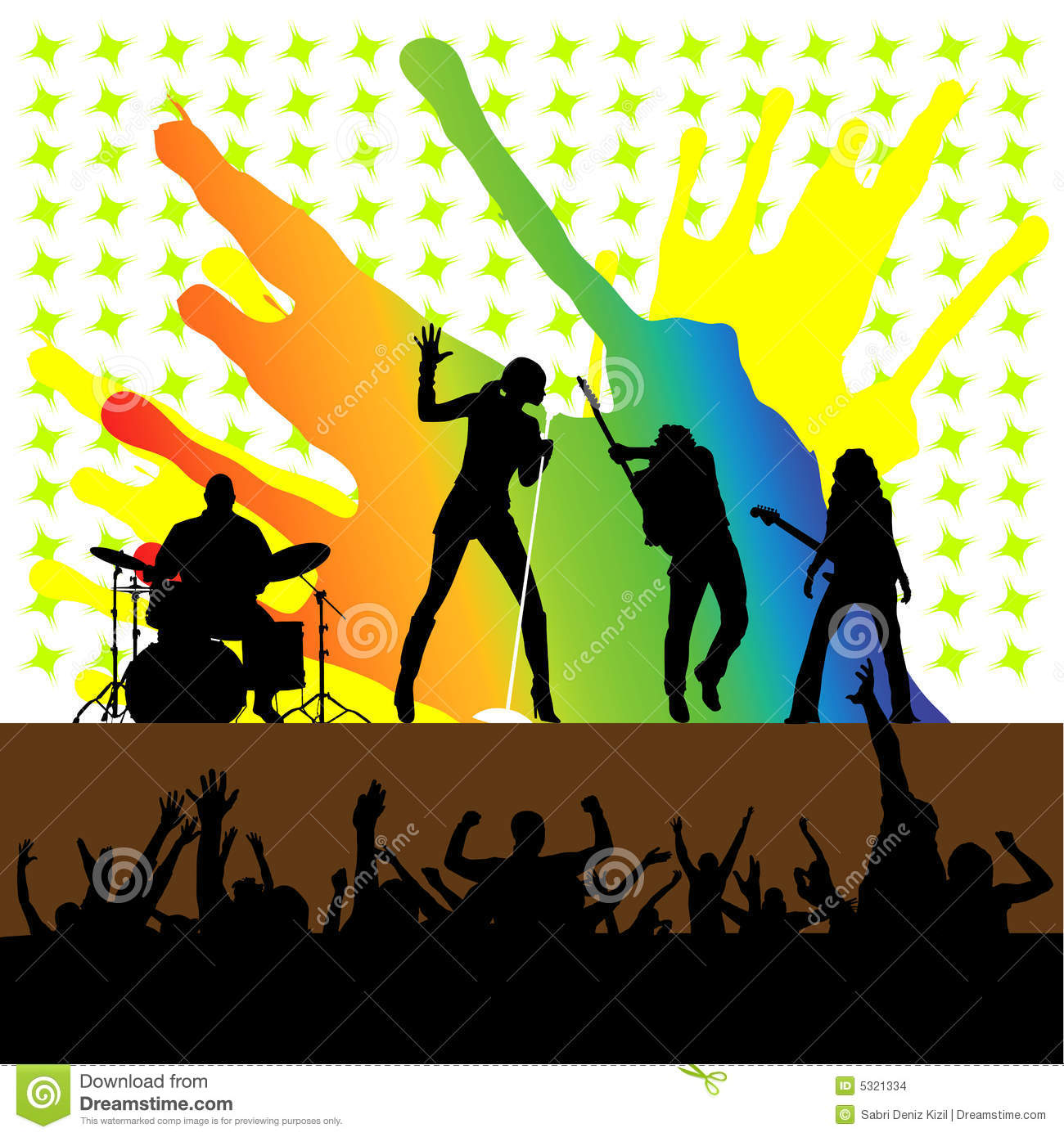 Clipart Of Rock