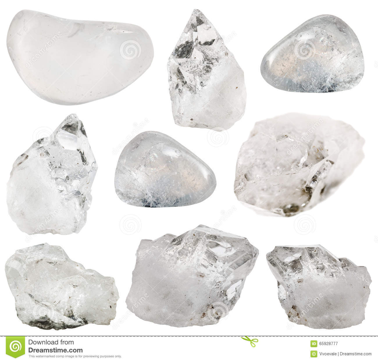 Is quartz considered a natural stone - Rock Crystal Clear Quartz Stone And Tumbled Gems