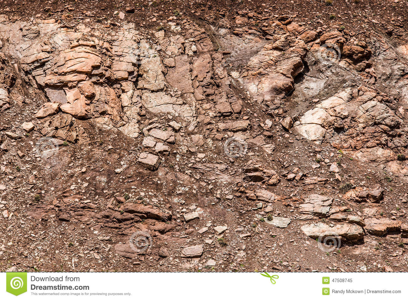 Rock and dirt background texture stock photo image 47508745 for What is dirt made up of