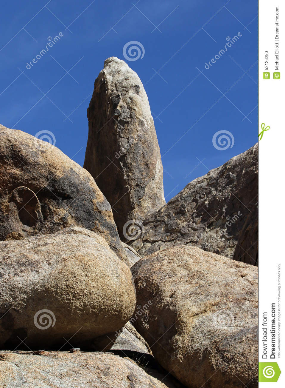 Download Rock Formation stock photo. Image of formation, dramatic - 52126290