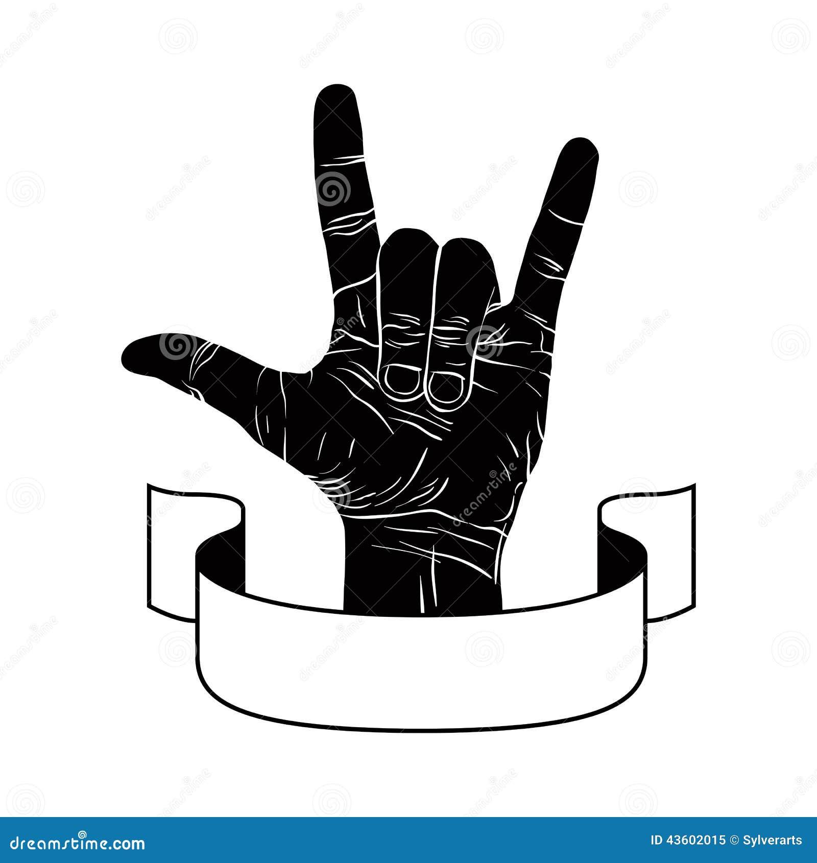 hardrock zeichen