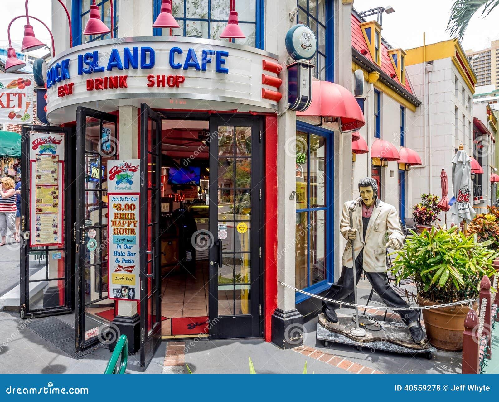 Rock Island Cafe Waikiki