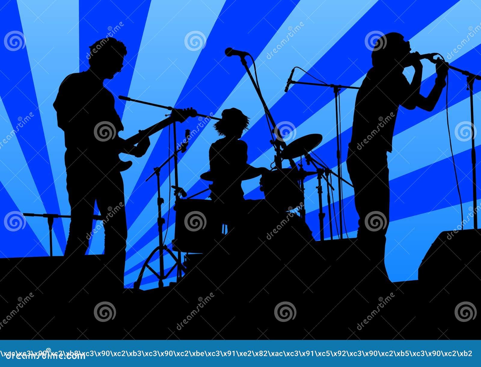 Rockmusik Bands