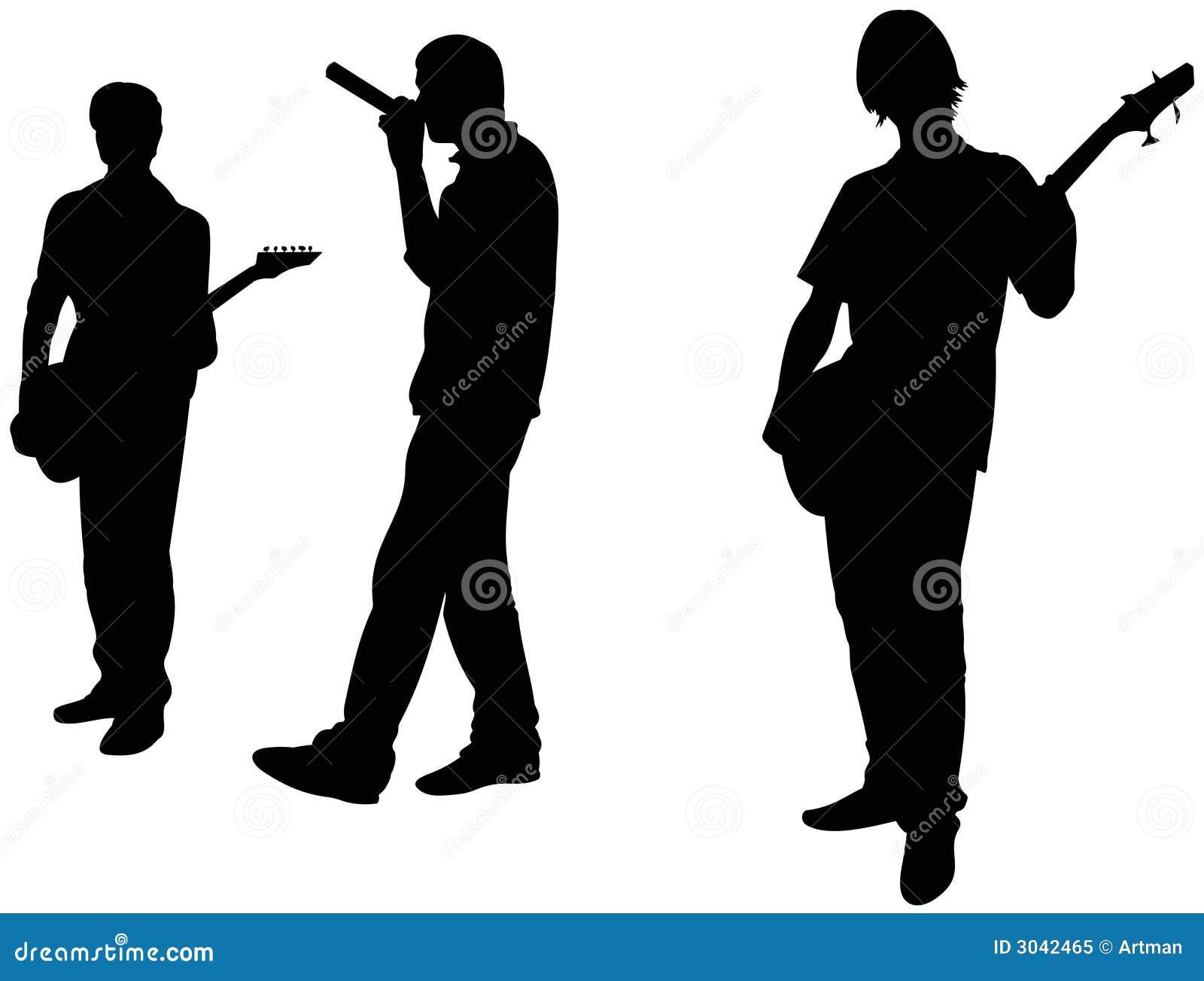 Rock music to teen
