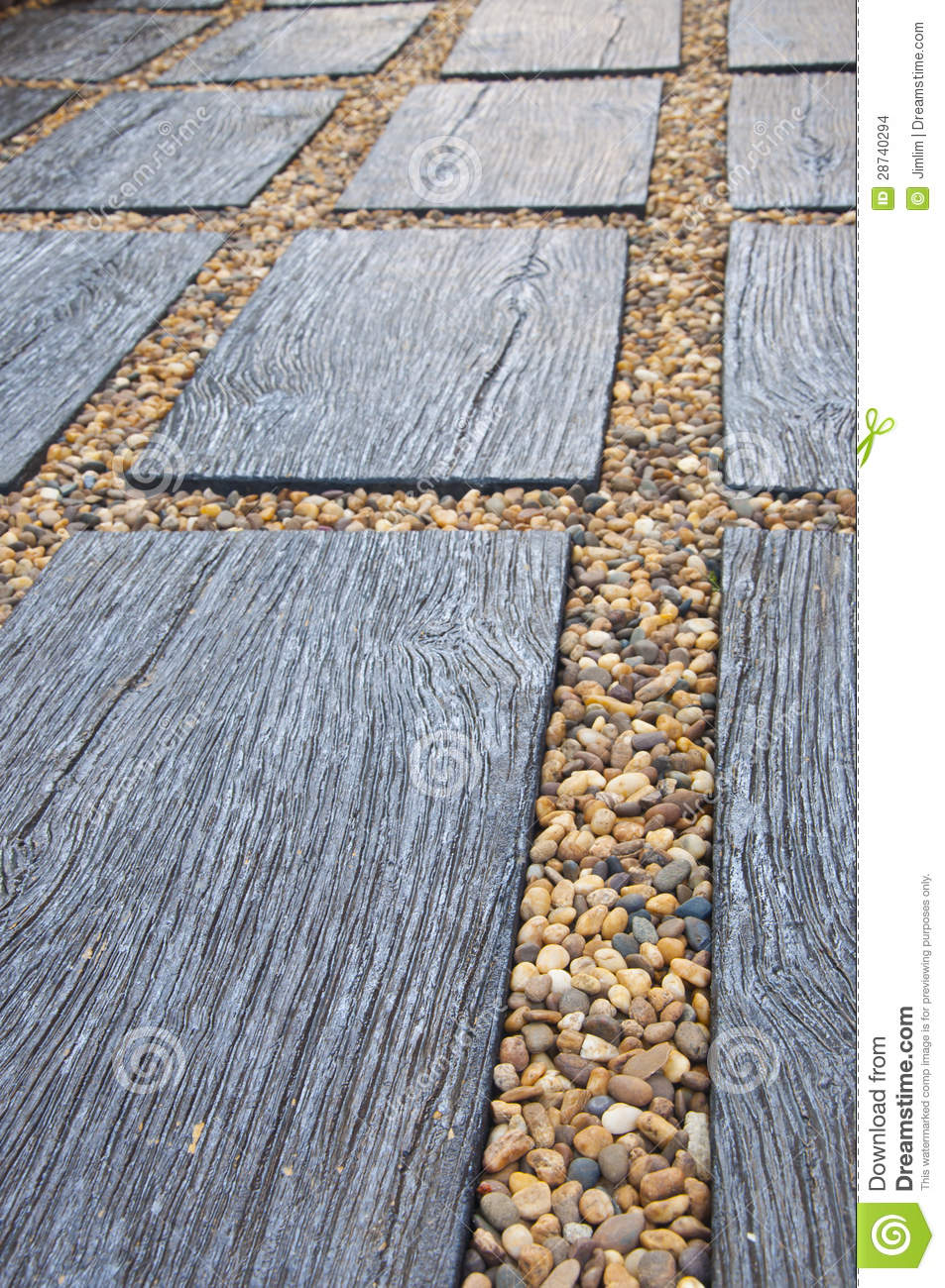 Royalty-Free Stock Photo. Download Rock Pathway ...