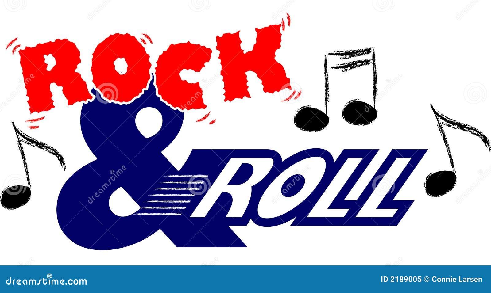 Rock and roll muzyka/eps
