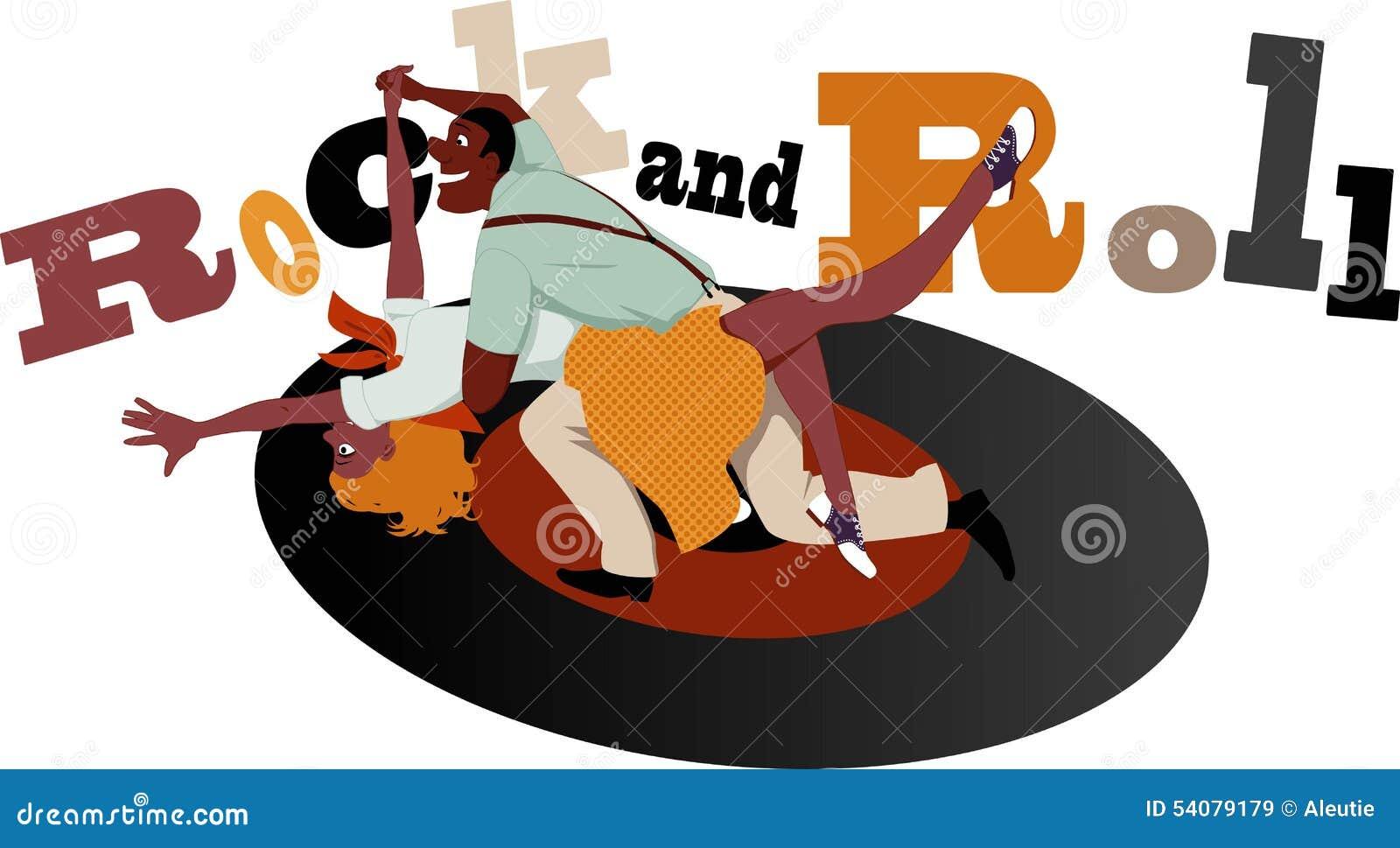 Rock N Roll Dance Shoes