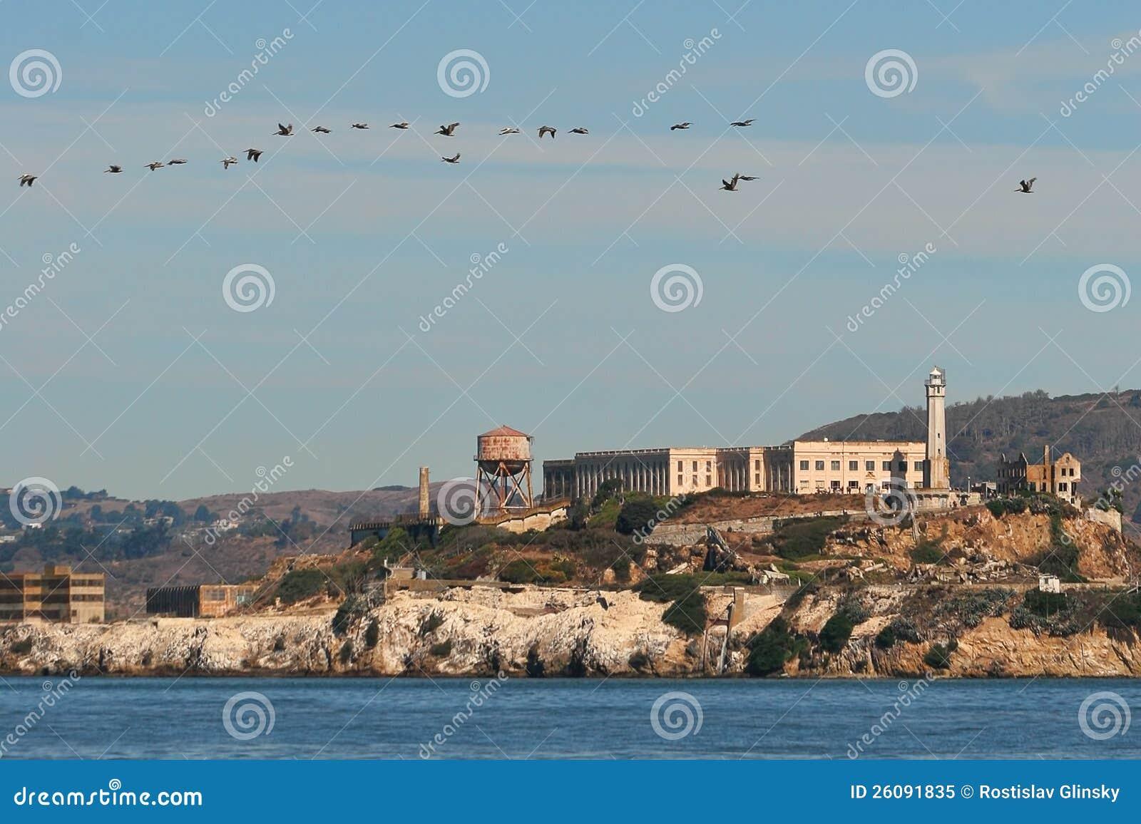 The Rock. San Francisco, USA.