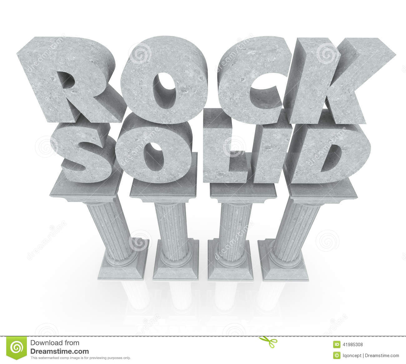Rock Solid Words Stone... Word Stability