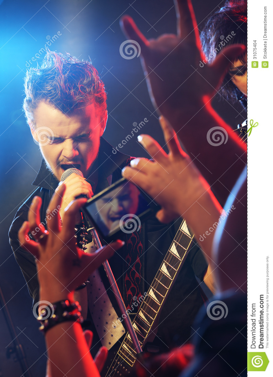 rock star stock images image 31075404