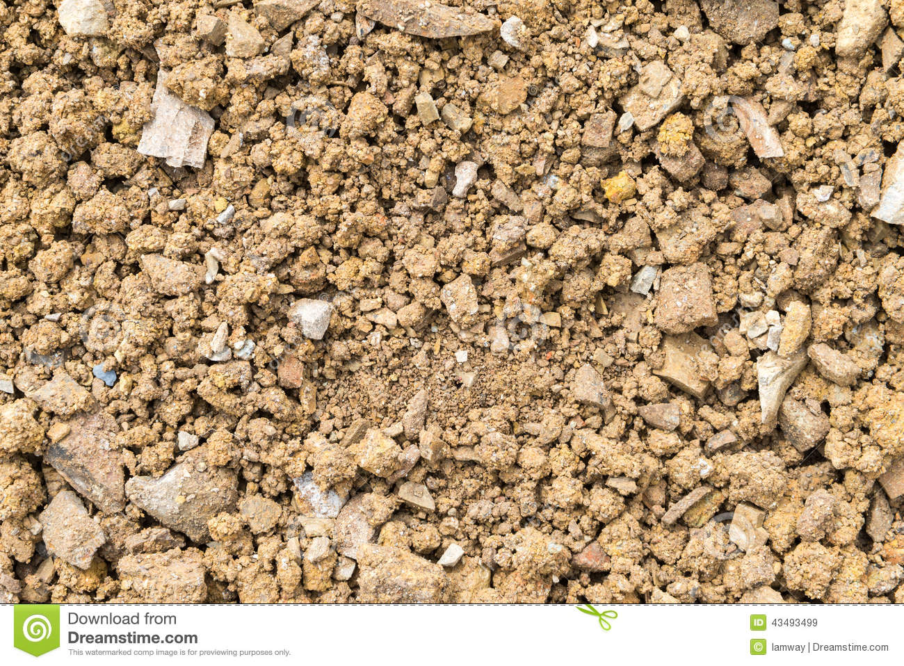 Rock and stone with soil background stock image image for What 5 materials make up soil