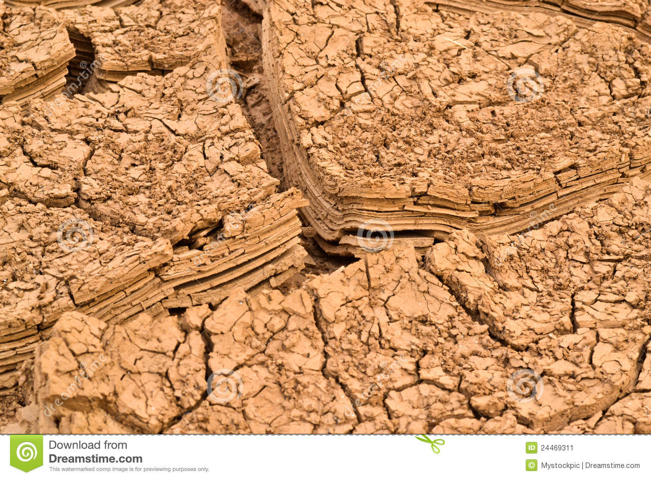 Rock strata layers of the soil stock image image of soil for 6 layers of soil