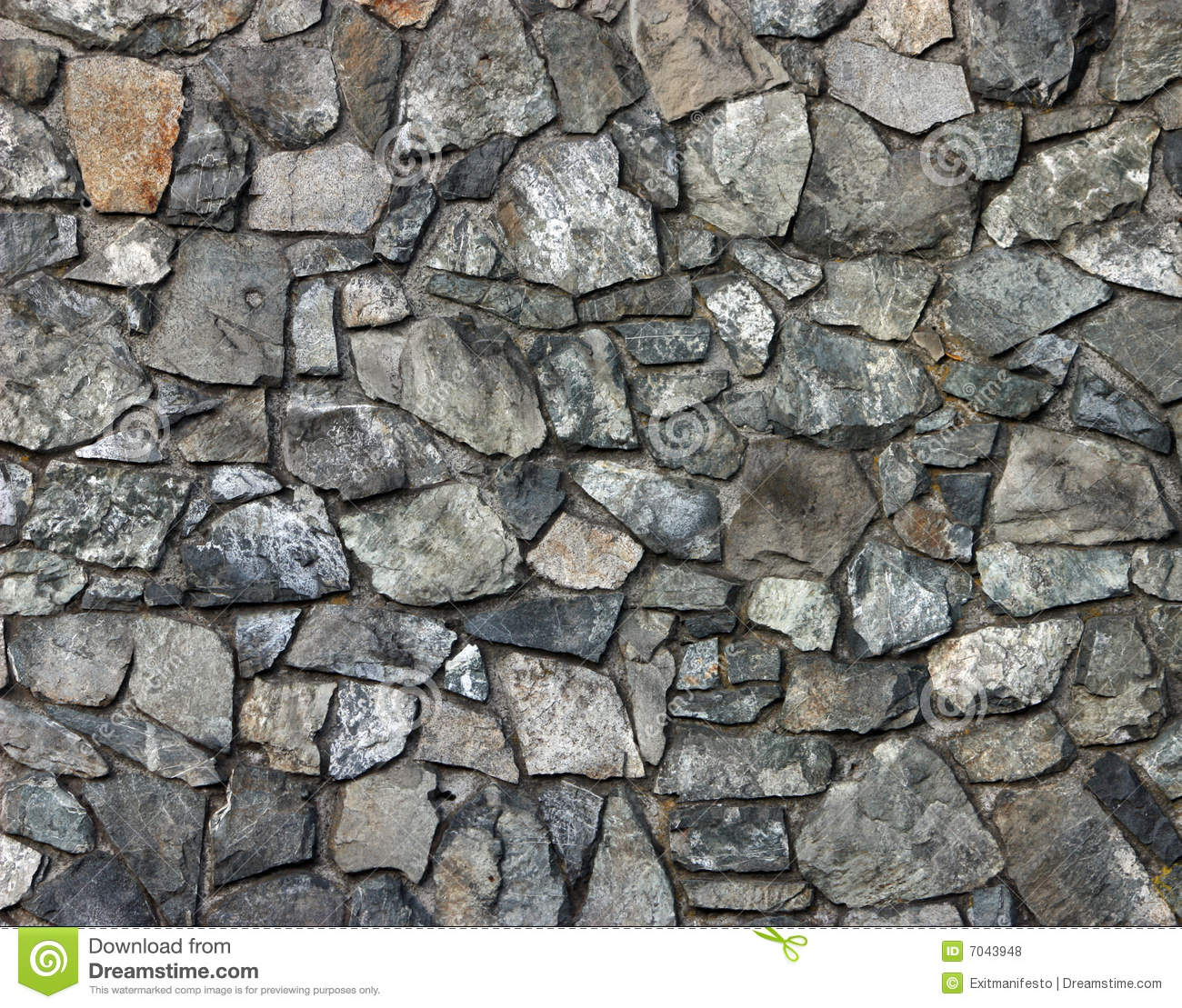 rock wall background stock photo image of rocks white 7043948. Black Bedroom Furniture Sets. Home Design Ideas