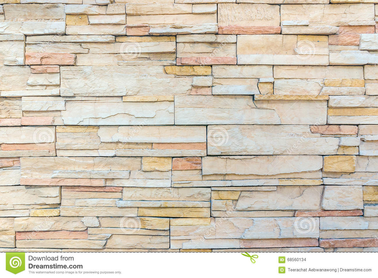 Background Brick Interior Modern Rock Texture Wall ...