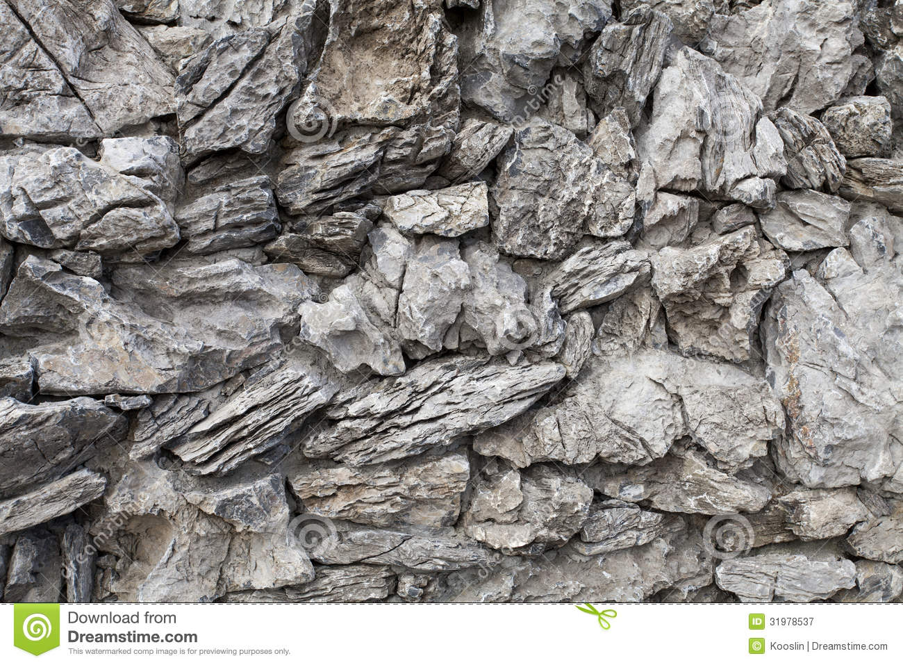 Rock Wall Texture Royalty Free Stock Photography Image 31978537