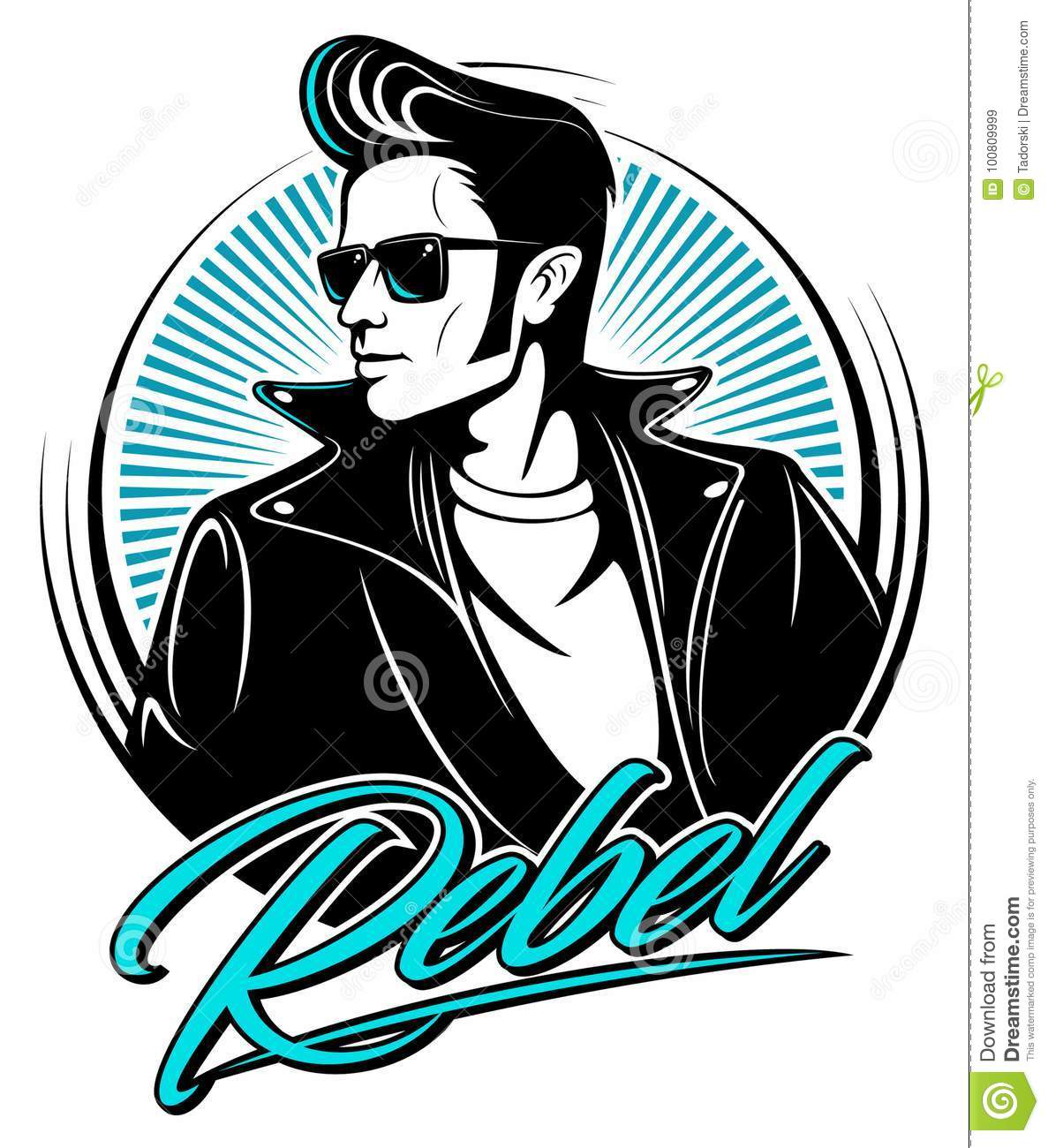 Rockabilly Logo