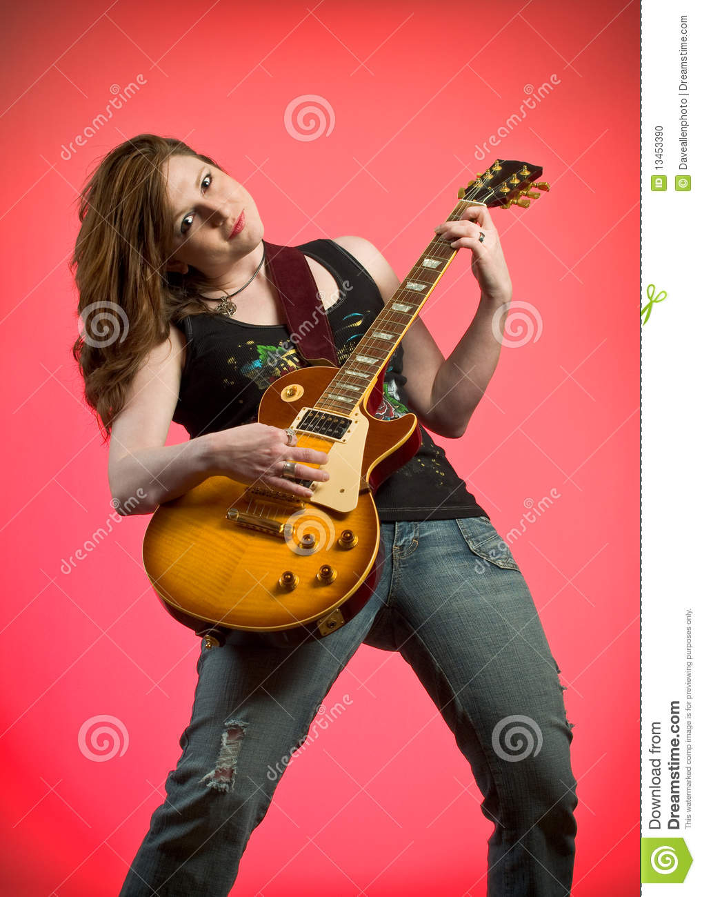 image Guitars and dildos for teen
