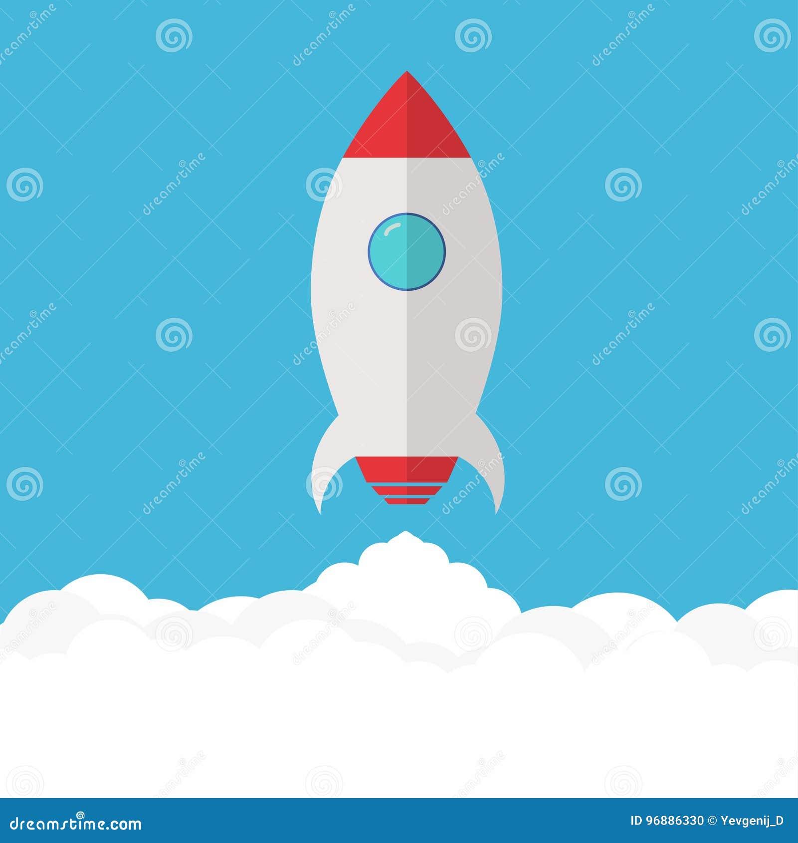 Rocket Launch Partenza e processo di sviluppo di progetto