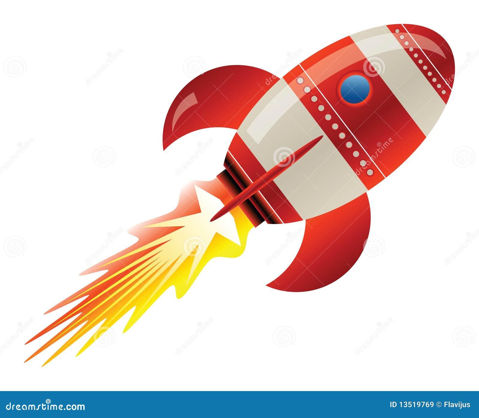 Rocket no espaço