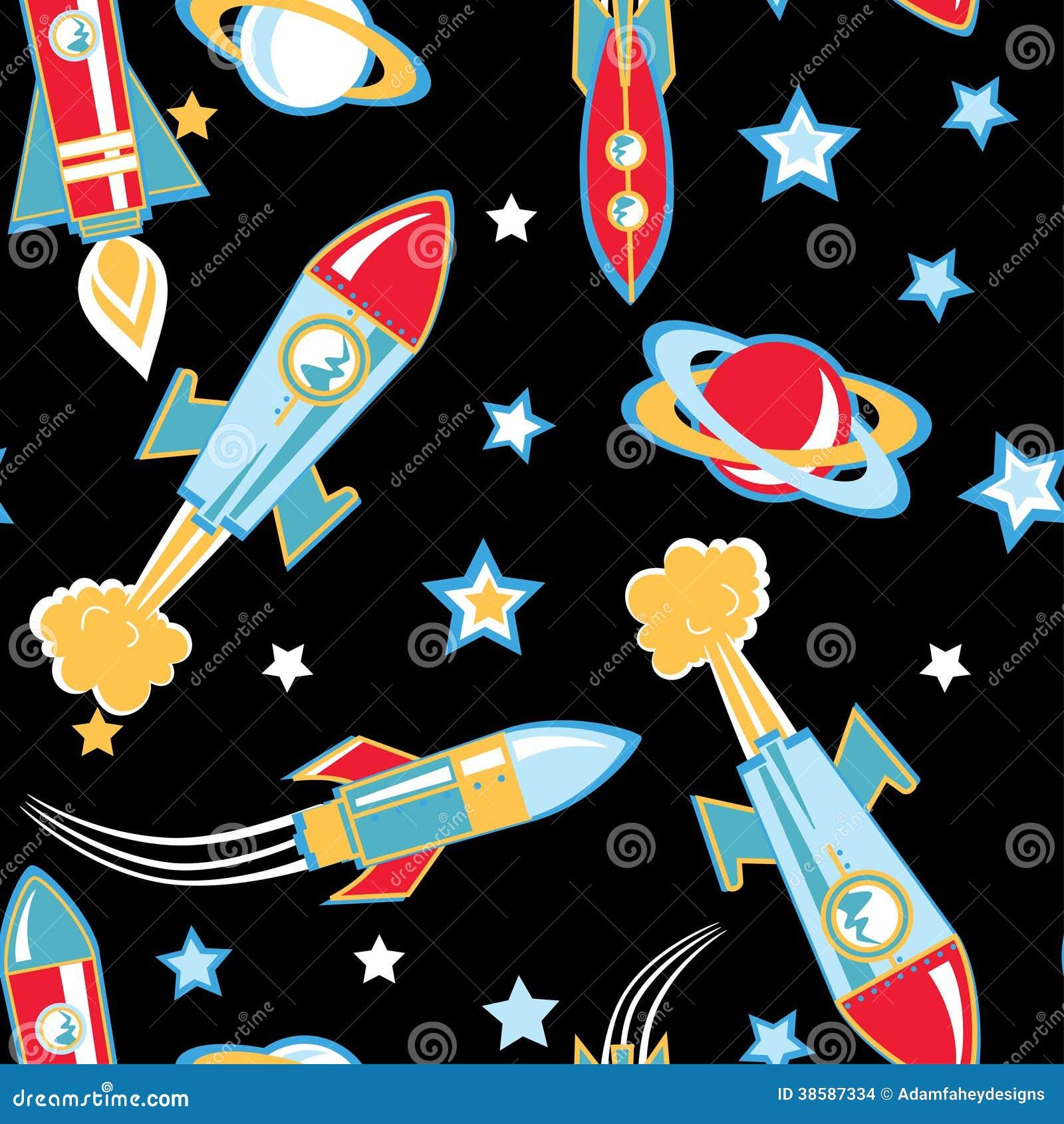Rocket Ship Stock Imag...