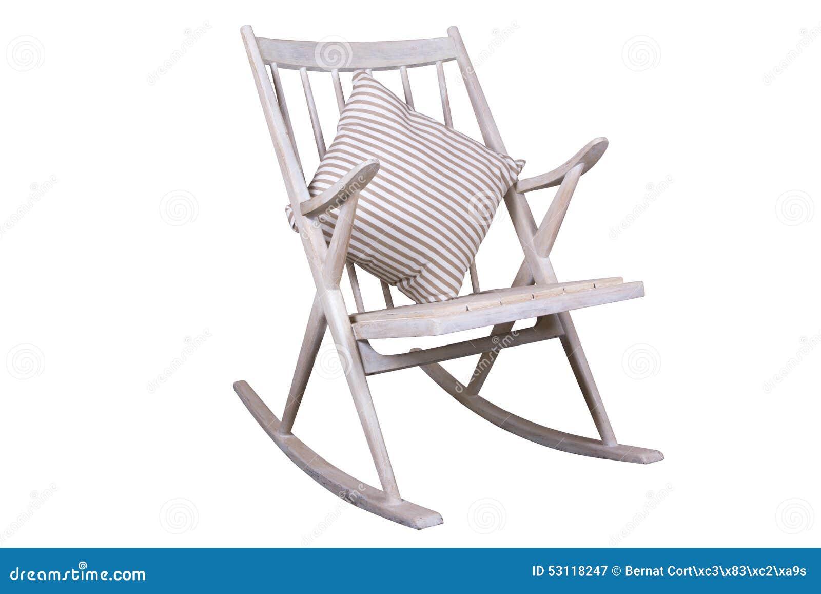 Rocking Chair Stock Photo - Image: 53118247