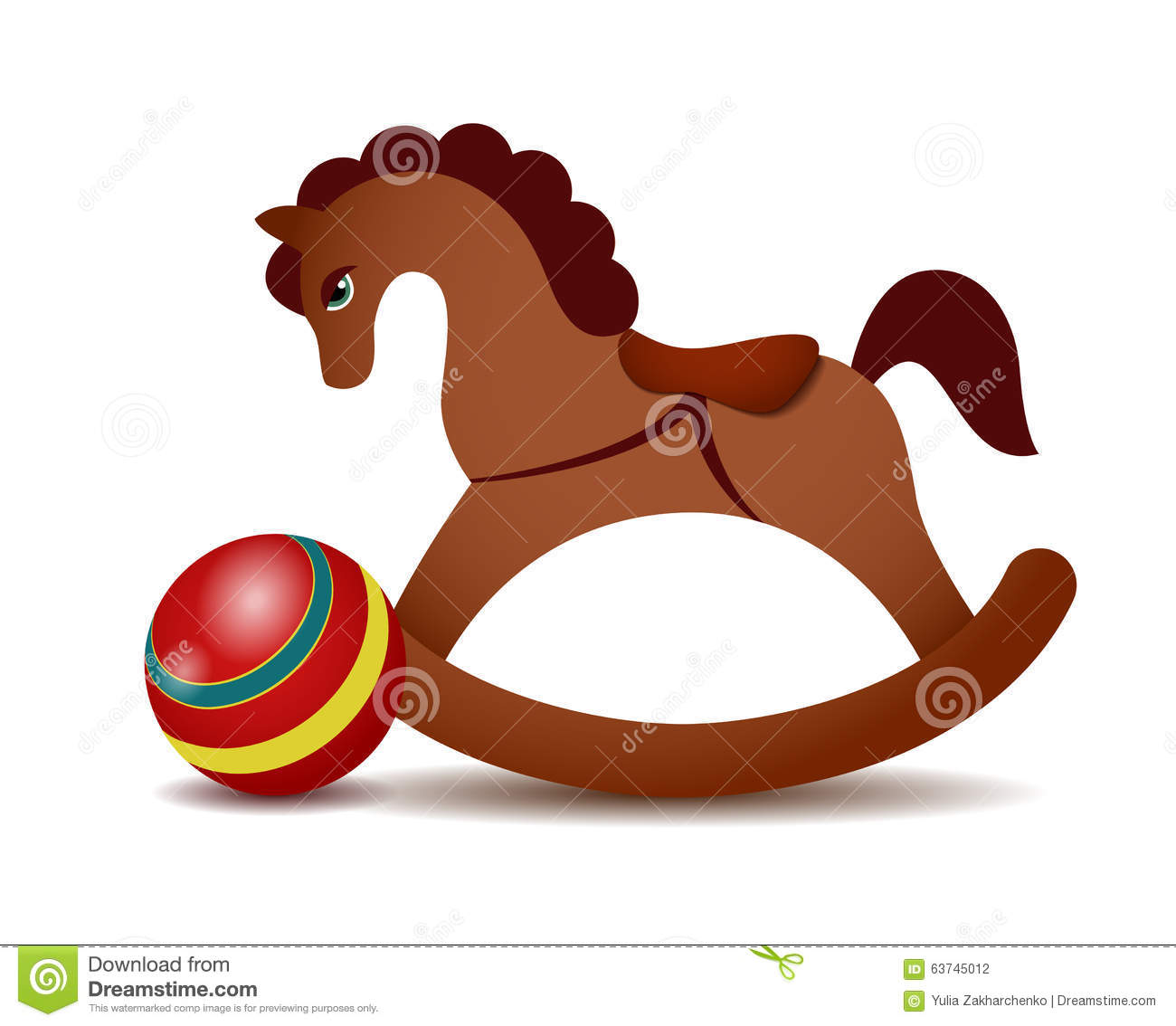 ball eveline and the rocking horse Dubliners by james joyce part 1 out of 5  him talking to himself and heard the hallstand rocking when it had  young woman's face like a big ball revolving on.