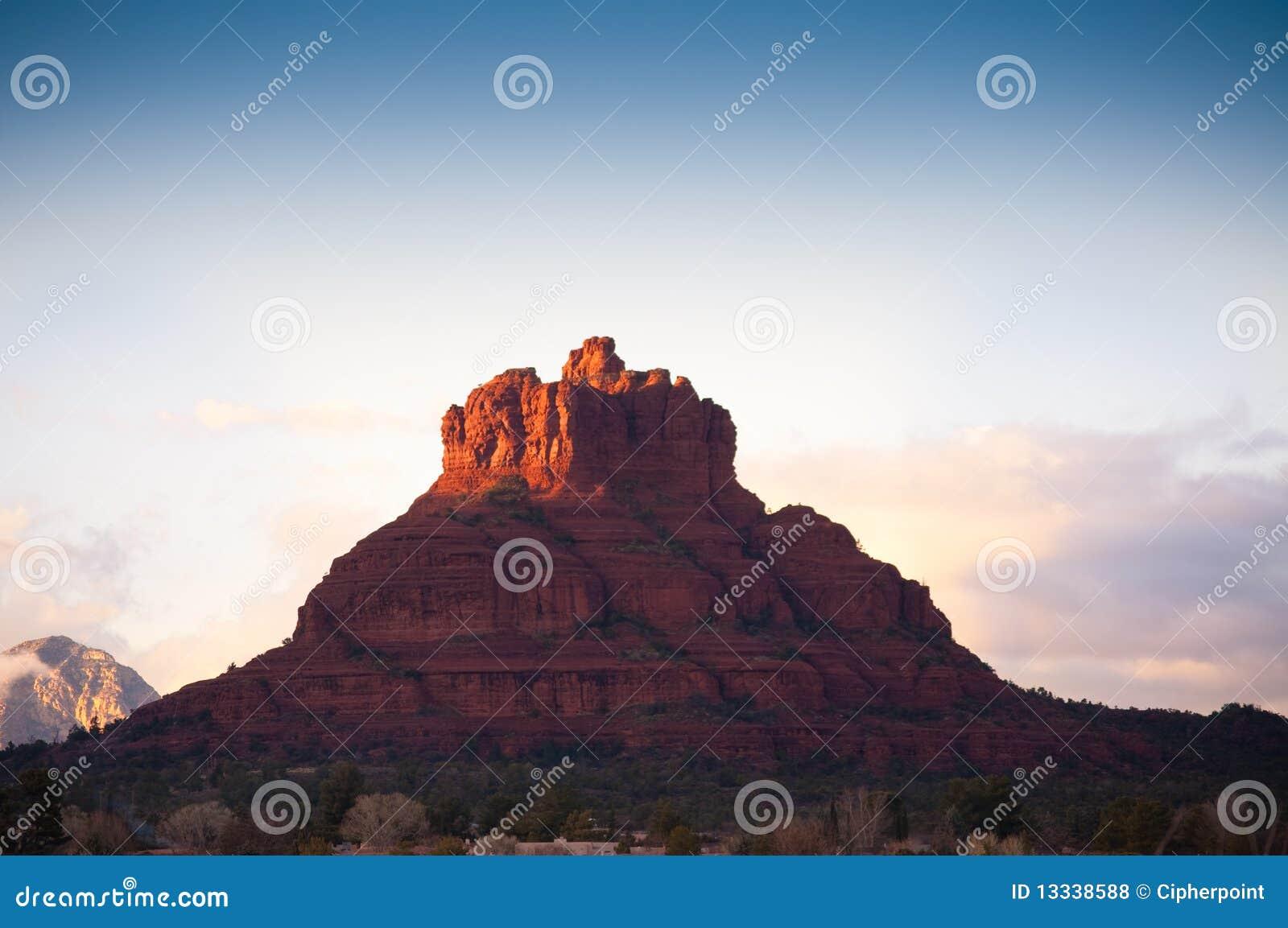 Rockowy dzwonu sedona