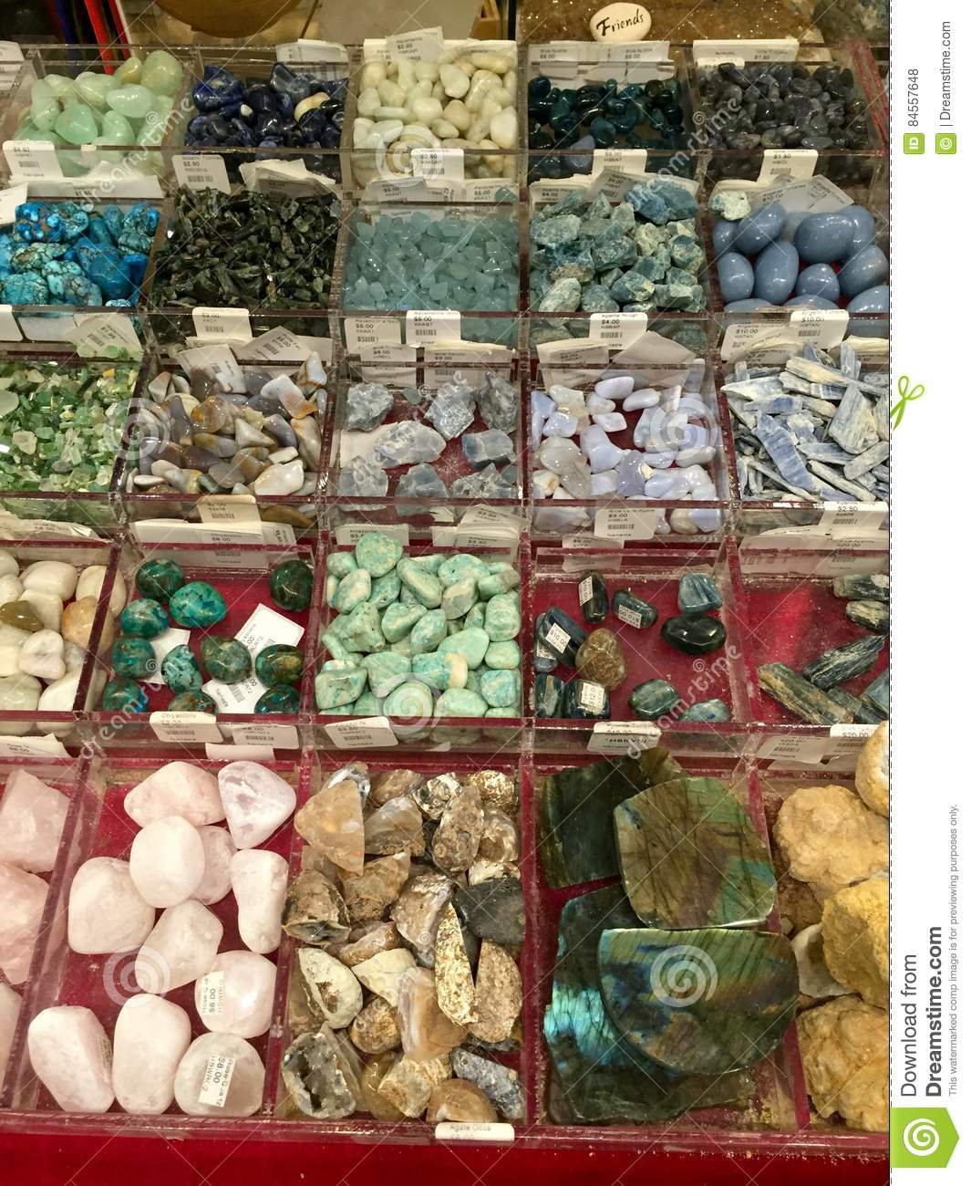 Rocks for Sale stock photo  Image of gems, healing, geodes