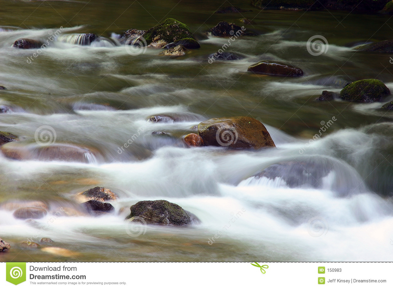 Rocks And Water