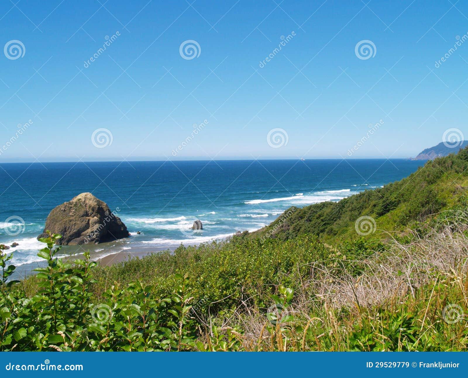 Rocky Beach áspero