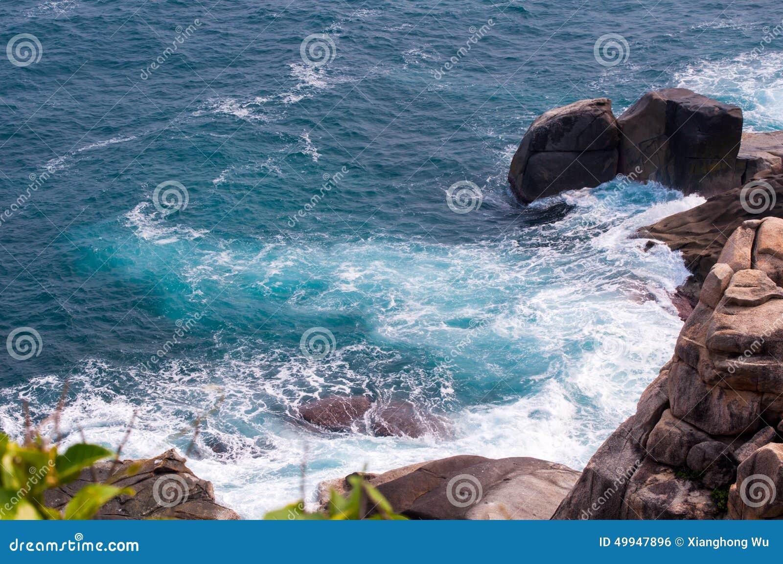 Rocky Beach and Beachcomber