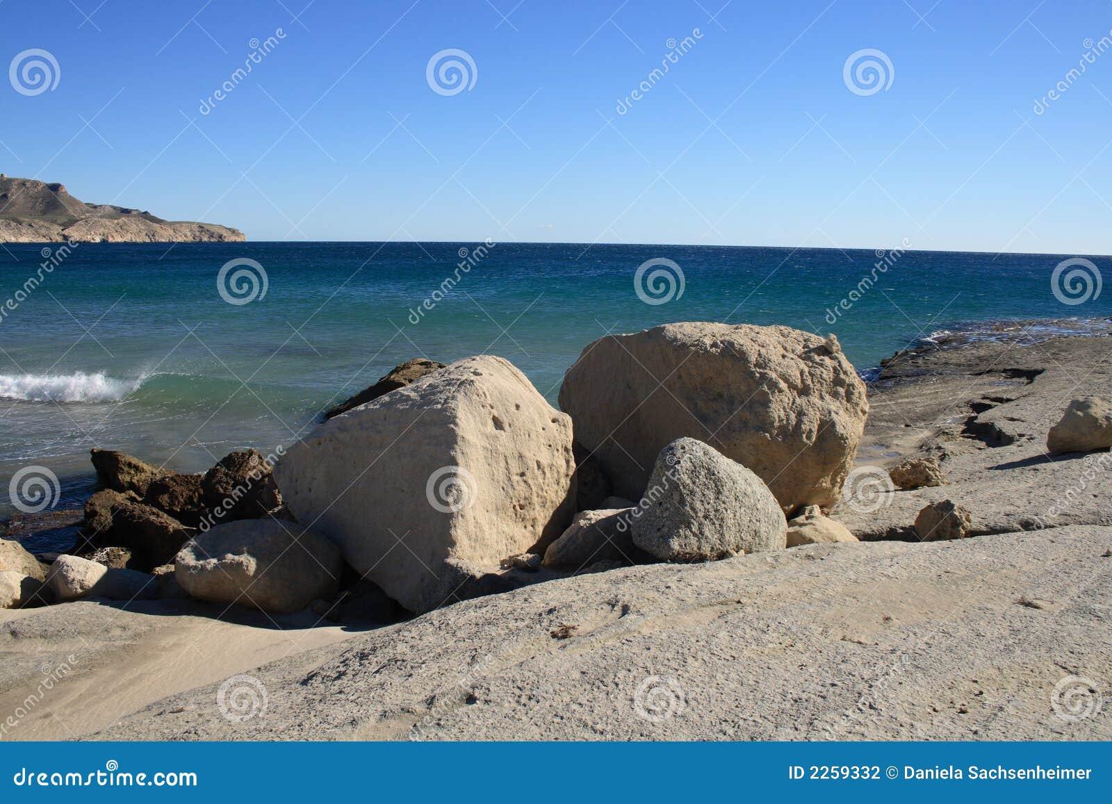 Rocky wybrzeże
