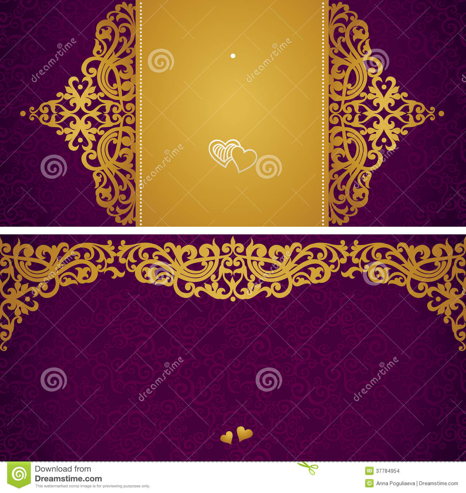 Roczników kartka z pozdrowieniami z zawijasami i kwiecistymi motywami w retro stylu.