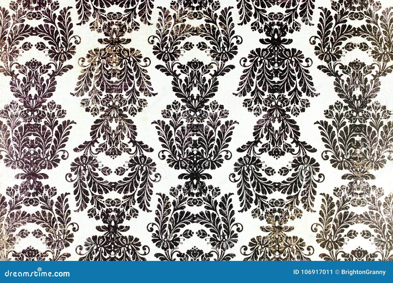 Rocznik drukujący adamaszkowy powtórka wzór