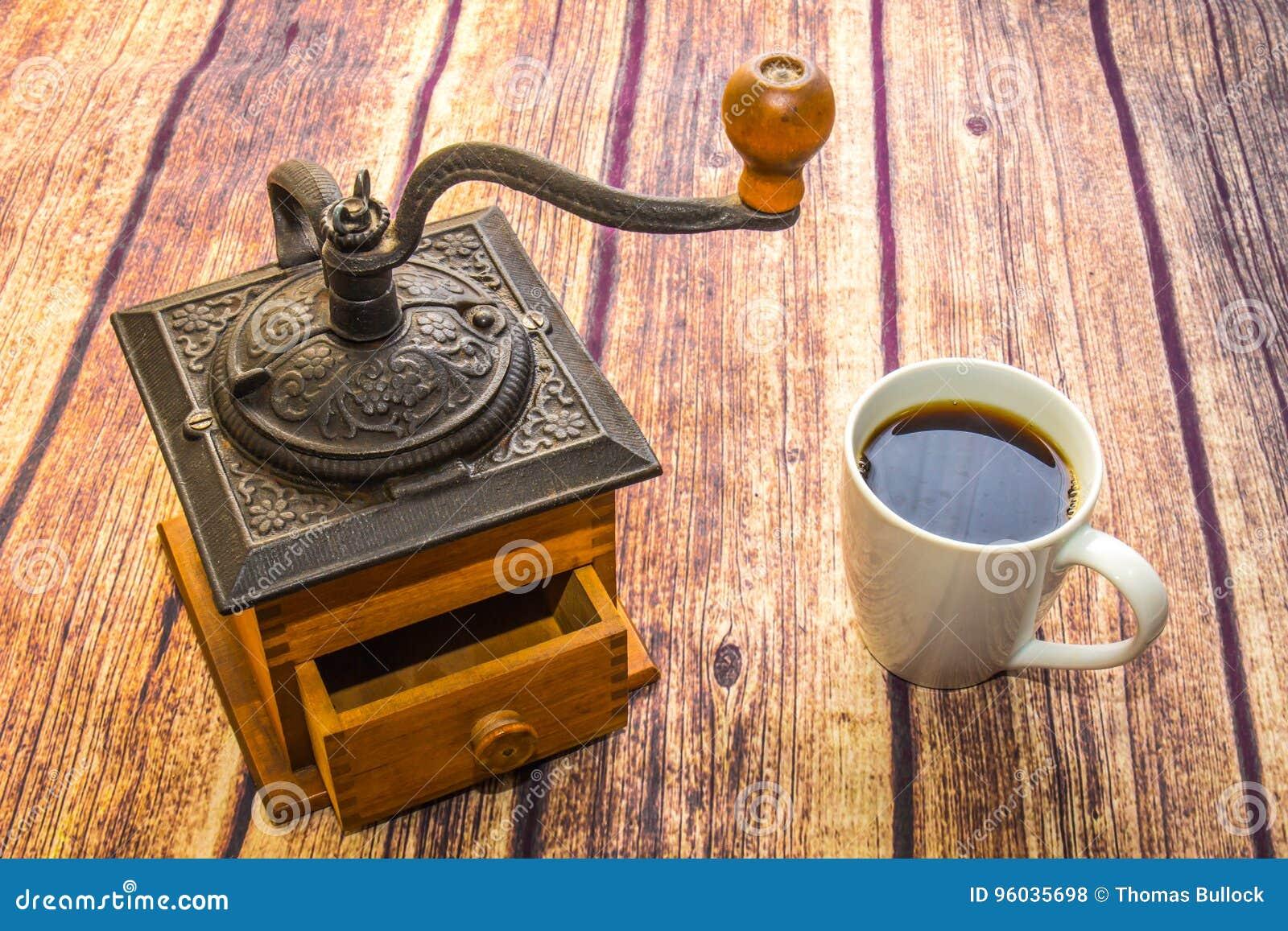 Rocznik filiżanka kawy &