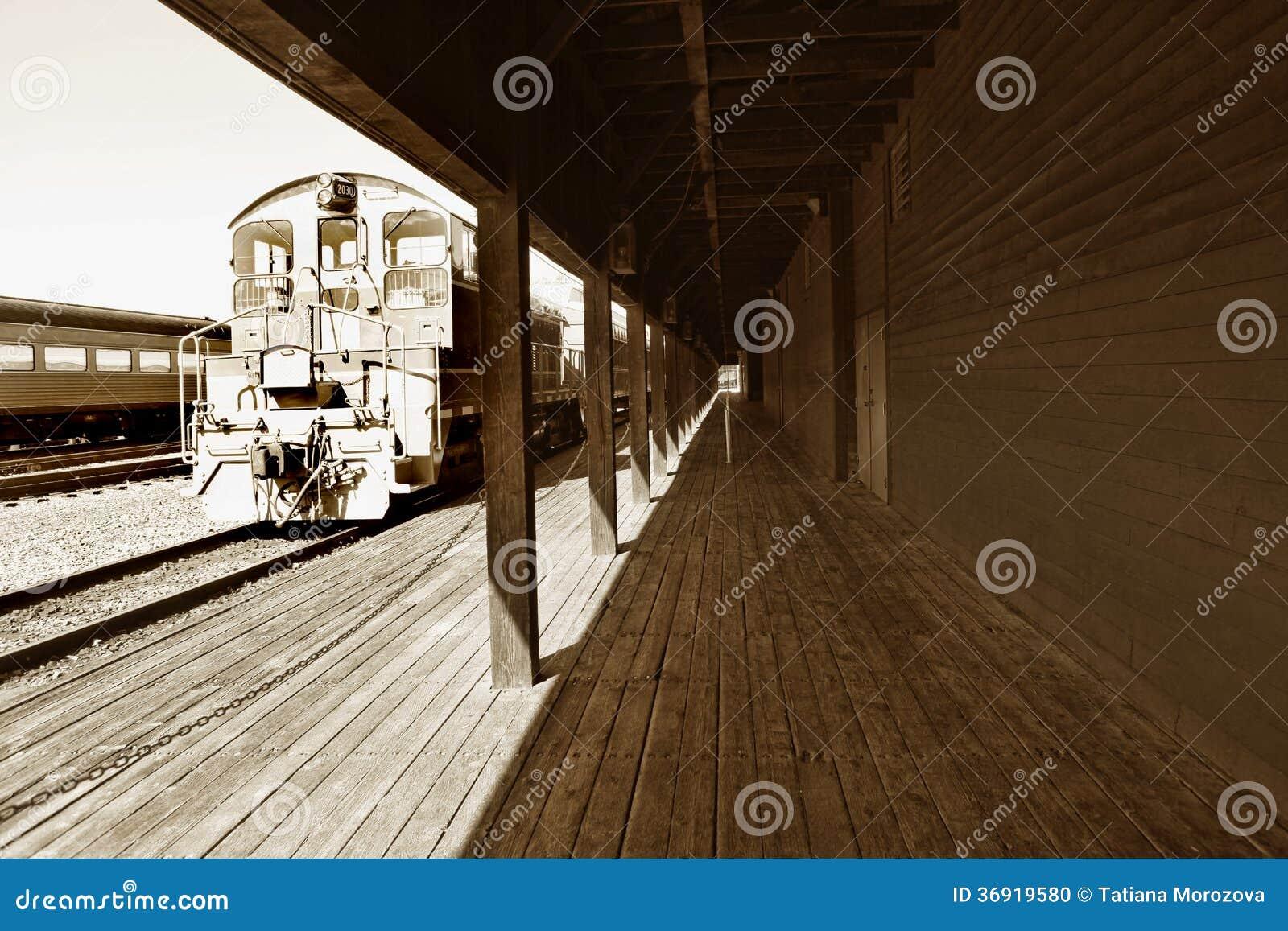 Rocznik stacja kolejowa