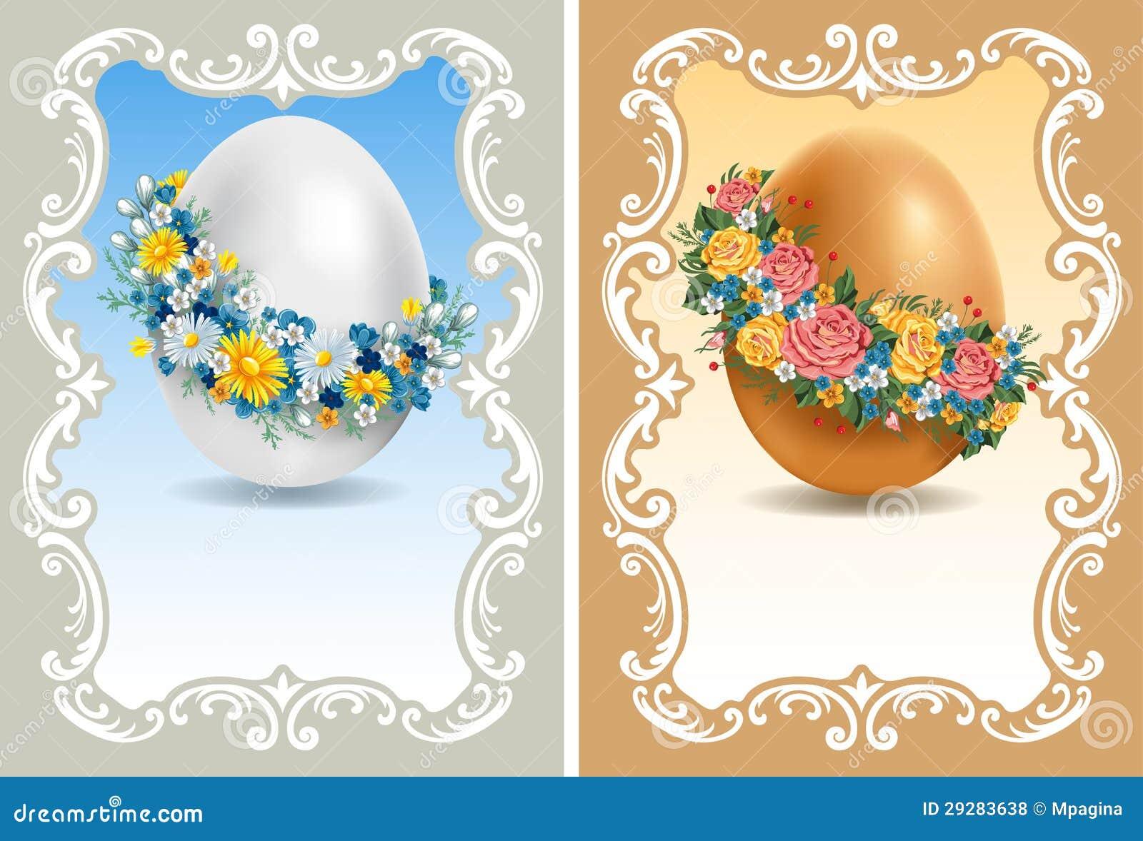 Rocznik Wielkanocne karty