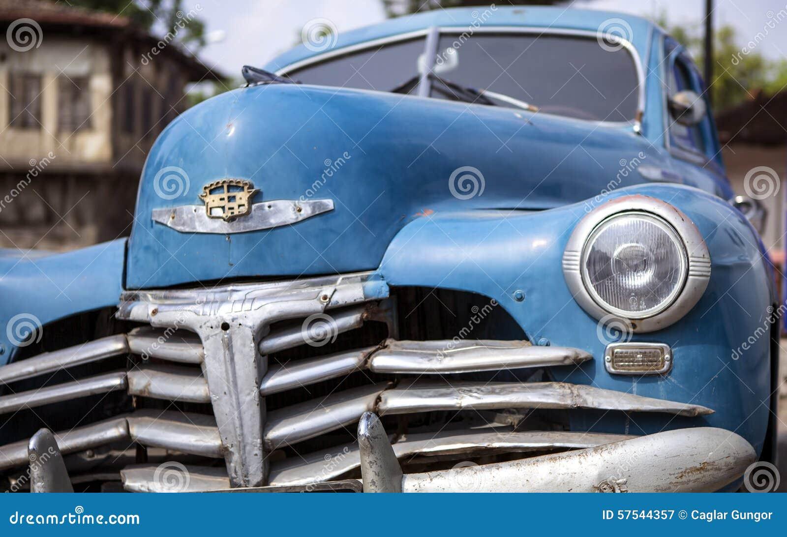 Rocznika Klasyczny samochód