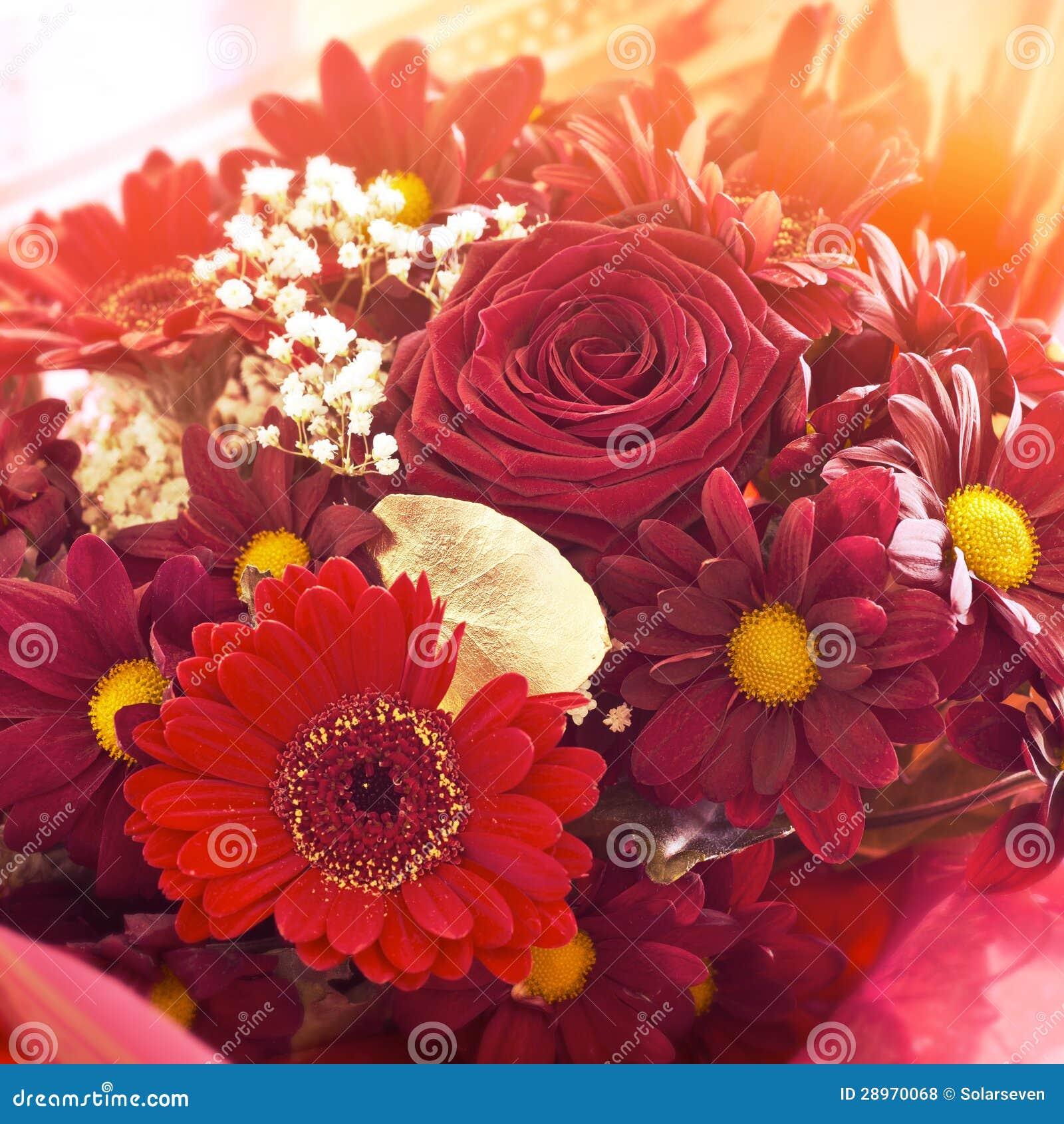 Rocznika kwiatu butik