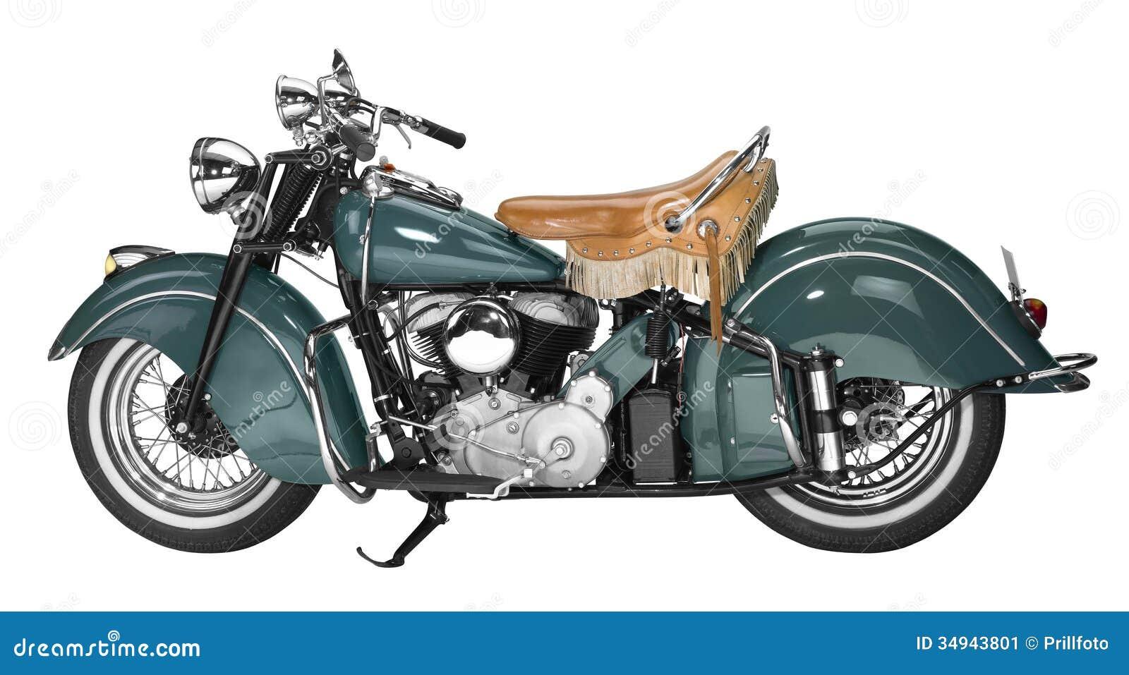 Rocznika motocykl