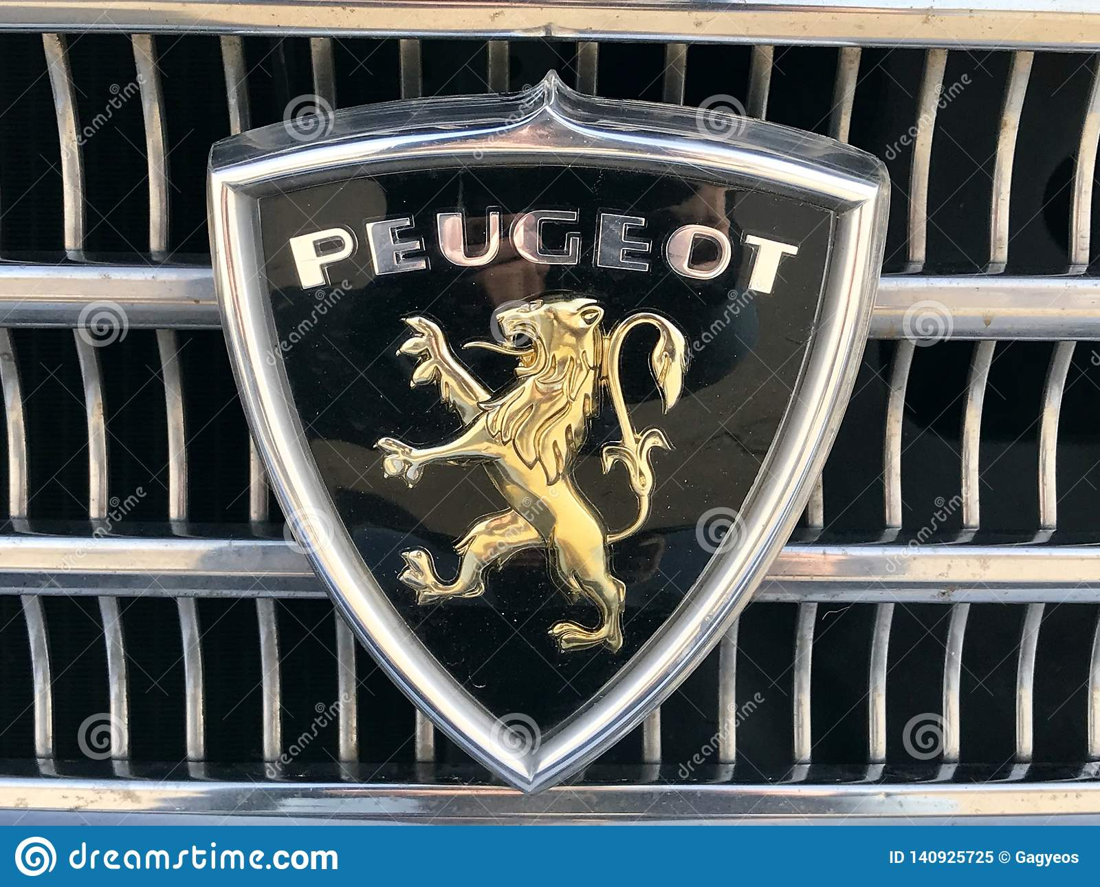 Rocznika Peugeot logo