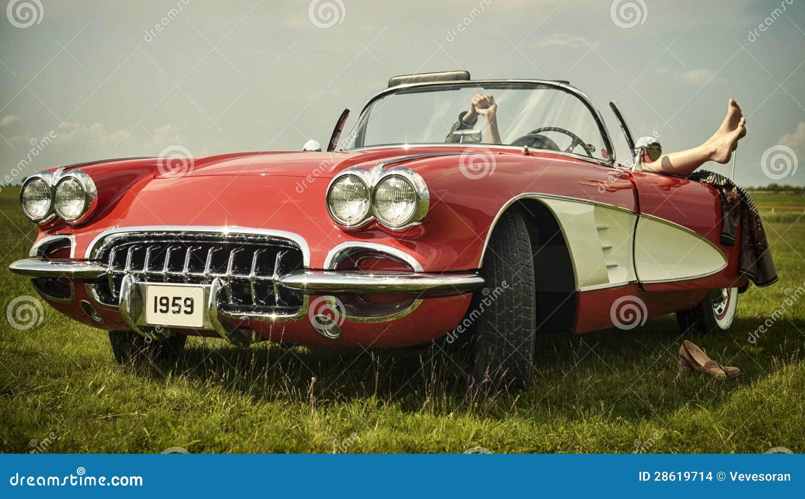 Rocznika samochód
