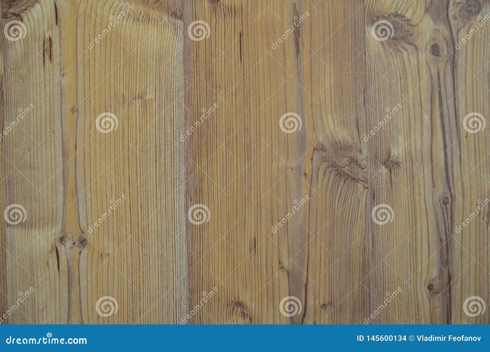 Rocznika t?a drewniana tekstura z k?pkami i gw??d? dziurami